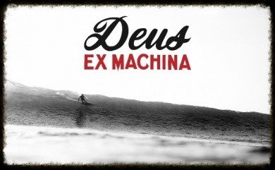 Deus Ex Machina - a step bigger than a brand