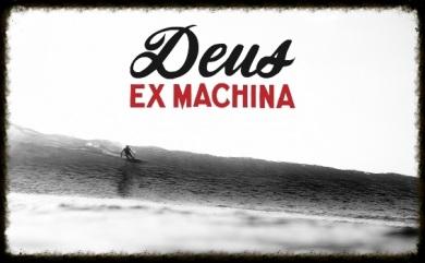 Deus Ex Machina - a step bigger than a brand