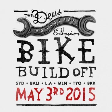 The Deus Bike Build off
