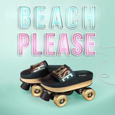 BEACH PLEASE....!