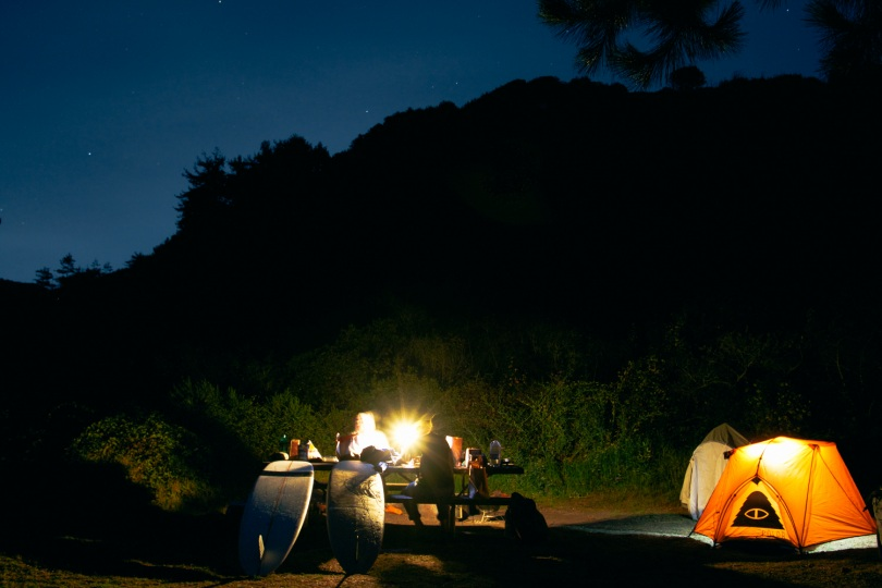 Camp Vibes for unpretentious people